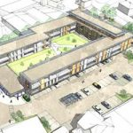 UPDATED 30th January – Construction to begin on the Hersham Lidl store!