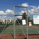 Anyone for Tennis? Locking up Elmbridge Councils Tennis Courts