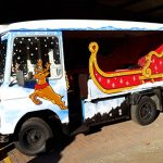 The Rotary Club Father Christmas Sleigh Tour