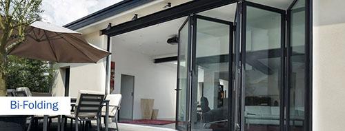 bi folding doors 500 - Generation Windows - Bi-Fold Doors and Windows in Surrey