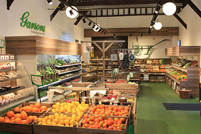 farm shop 400 - Garsons - Esher