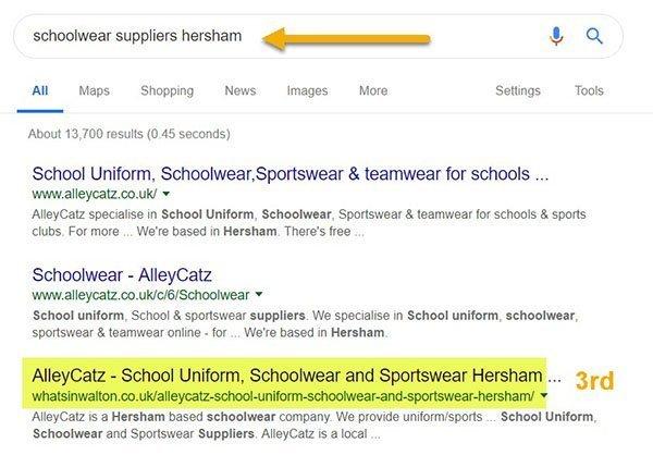 school suppliers 600 - Work With The Hersham Hub