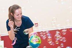 jo bubbles 250 - Baby Sensory Walton