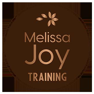 melissa joy logo 325 - Melissa Joy Training