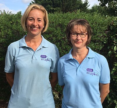 lisa and ruth 400 - Meet The Owners : Lisa and Ruth Little All Sports