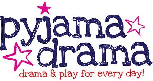 pyjama drama 500 logo - Pyjama Drama North Surrey, Runnymede and Woking