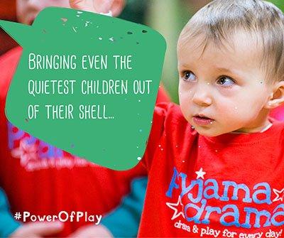 pyjama drama power of play 400 - Pyjama Drama North Surrey, Runnymede and Woking