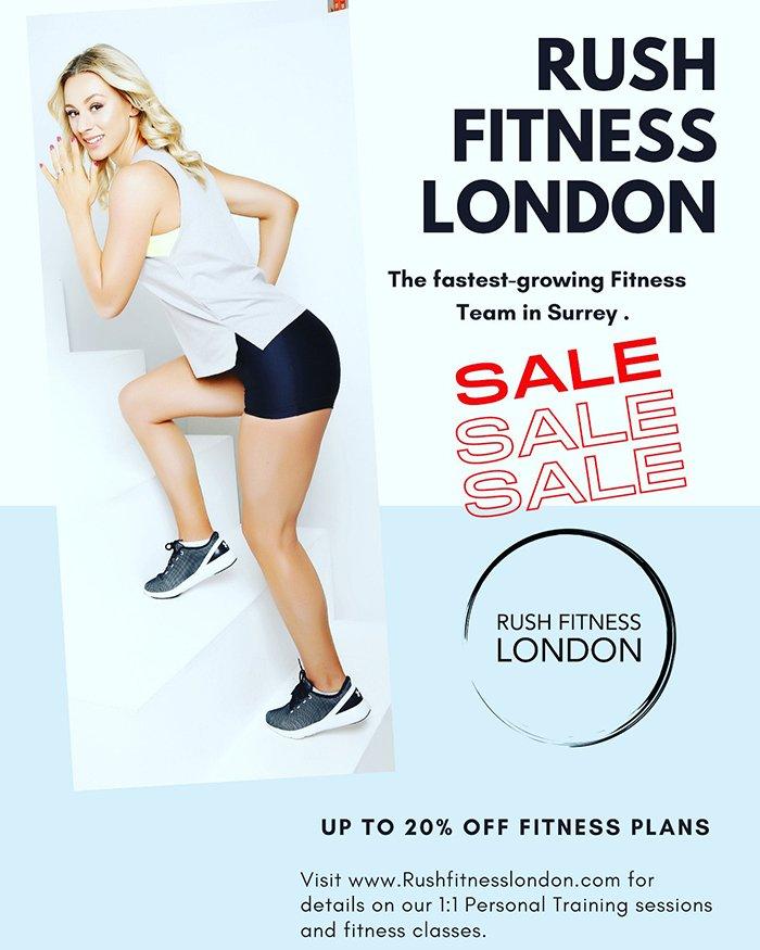 rush fitness london 700 - Rush Fitness London